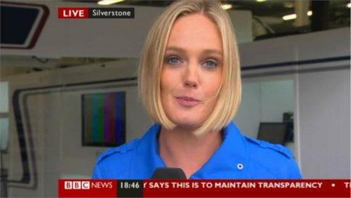 Amanda Davies - BBC News BBC Sport (6)