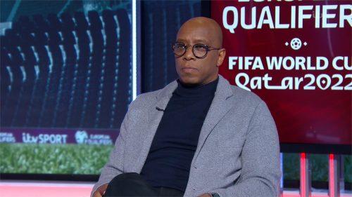Ian Wright - ITV Football