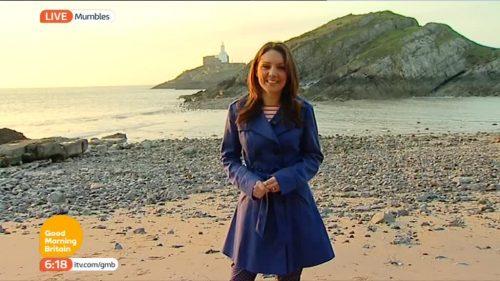 Images of Laura Tobin - Good Morning Britain Presenter (1)
