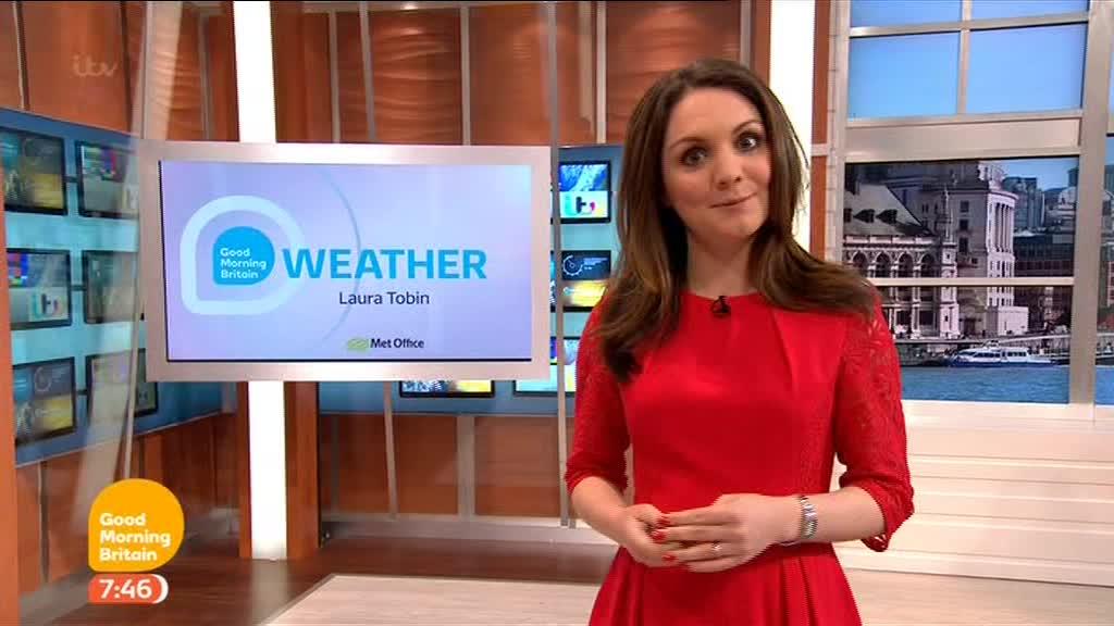 Images of Laura Tobin - Good Morning Britain Presenter (11)