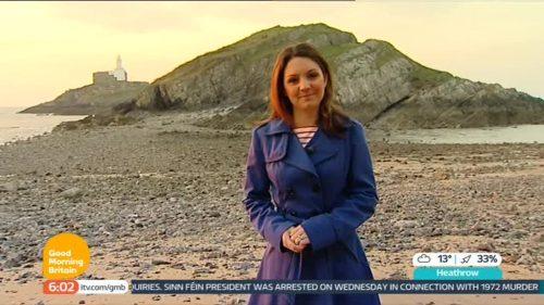 Images of Laura Tobin - Good Morning Britain Presenter (13)