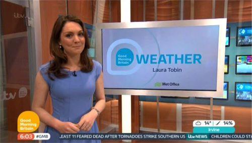 Images of Laura Tobin - Good Morning Britain Presenter (3)