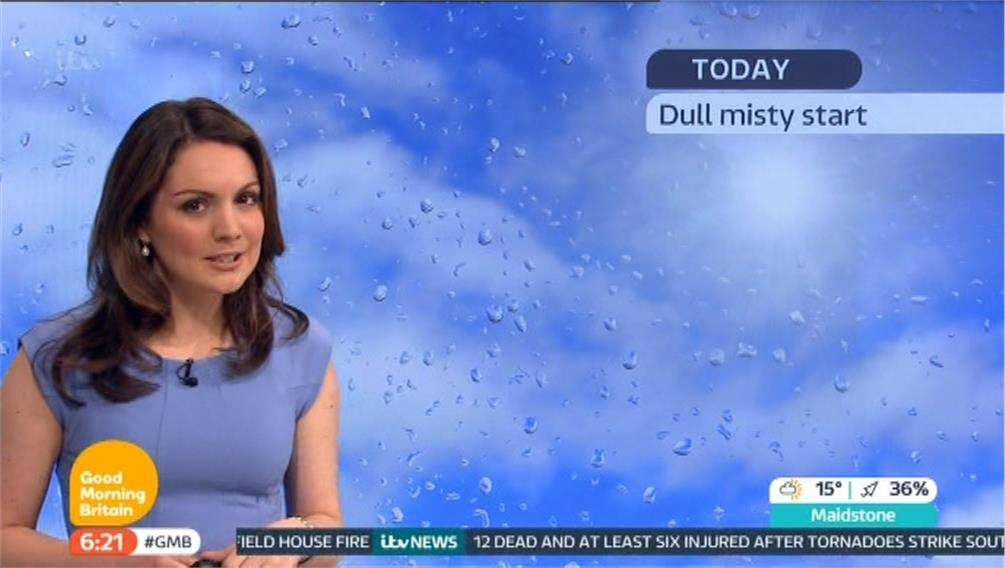 Images of Laura Tobin - Good Morning Britain Presenter (4)