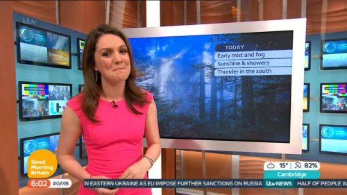 Images of Laura Tobin - Good Morning Britain Presenter (6)