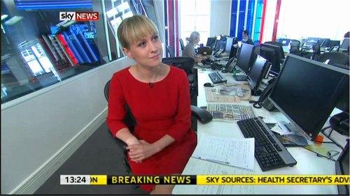 Sophy Ridge Images - Sky News (6)