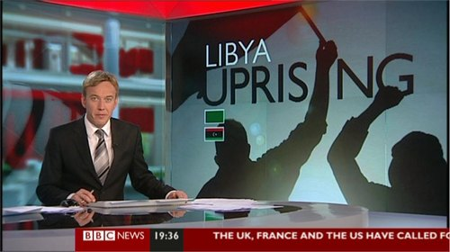 Arab Uprising – Coverage