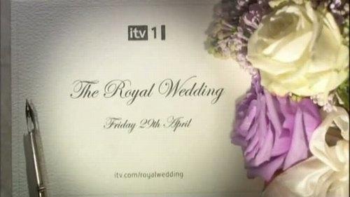 ITV Royal Wedding Promo