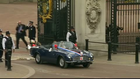 ITV News – Royal Wedding Coverage