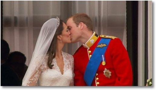The Royal Kiss