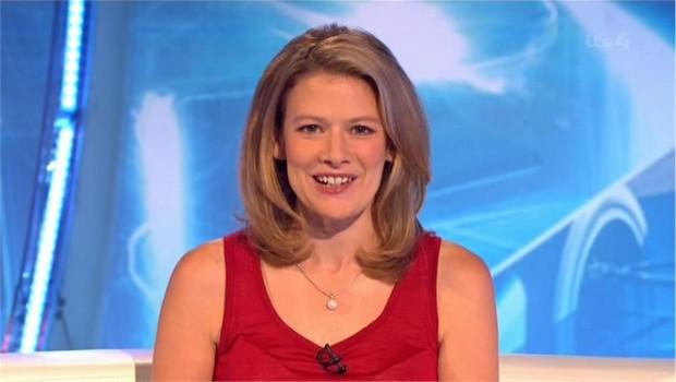 Jennie Gow - ITV4 Formula E (1)