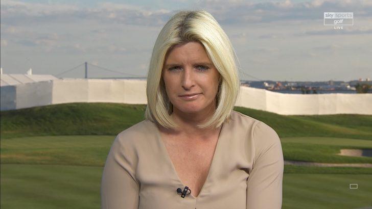 Sarah Stirk - Sky Sports Golf (1)