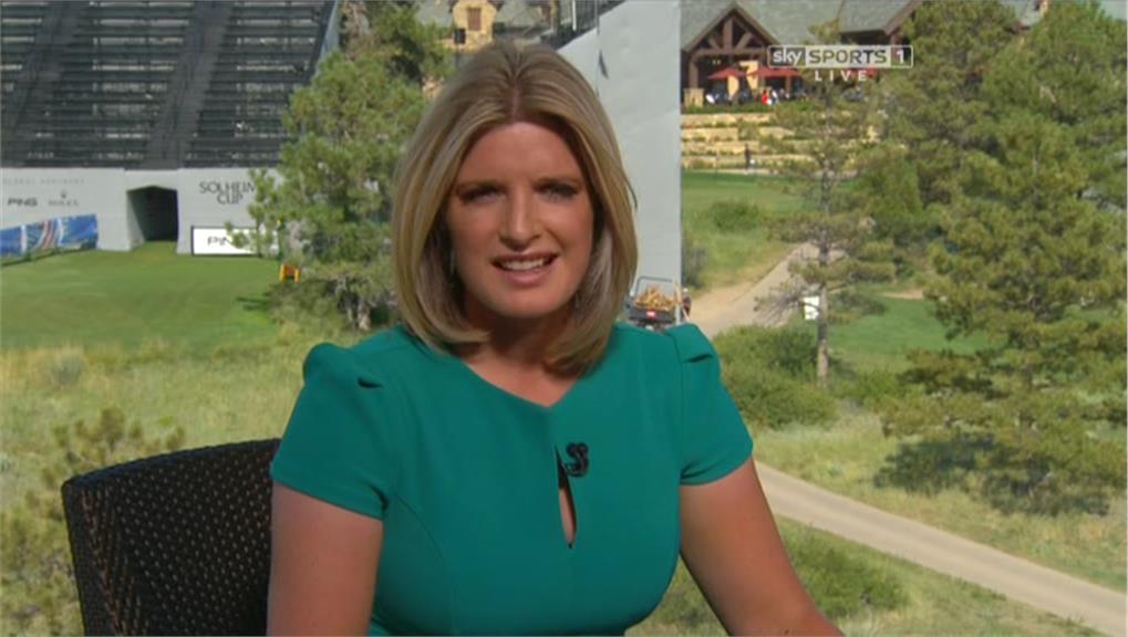 Sarah Stirk - Sky Sports Golf (2)