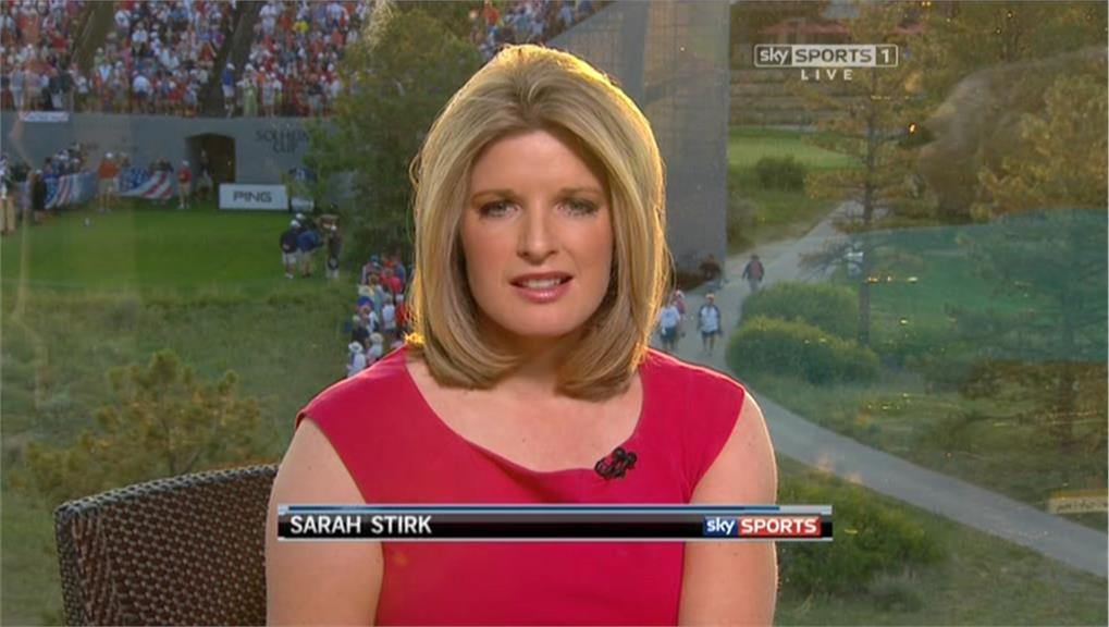 Sarah Stirk - Sky Sports Golf (3)