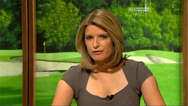Sarah Stirk - Sky Sports Golf (4)