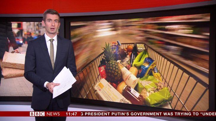 Ben Thompson - BBC News Presenter (1)