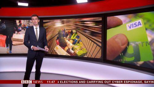 Ben Thompson - BBC News Presenter (2)