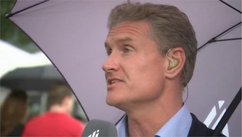 David Coulthard - Channel 4 F1 (2)