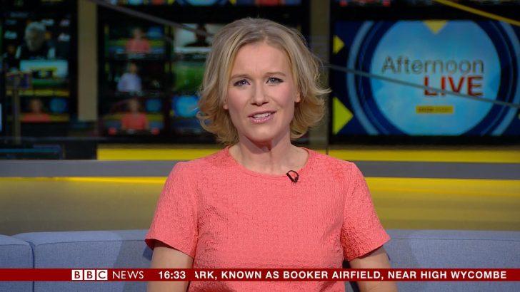 Lizzie Greenwood-Hughes -- BBC Sport Presenter (2)