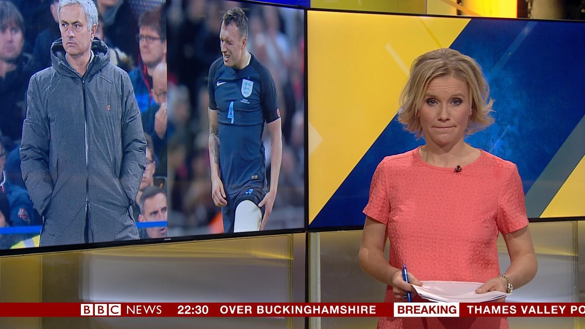 Lizzie Greenwood-Hughes -- BBC Sport Presenter (4)