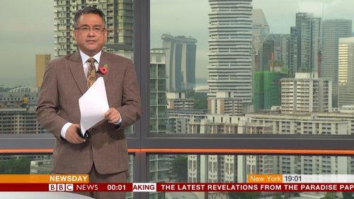 Rico Hizon - BBC News Presenter (2)
