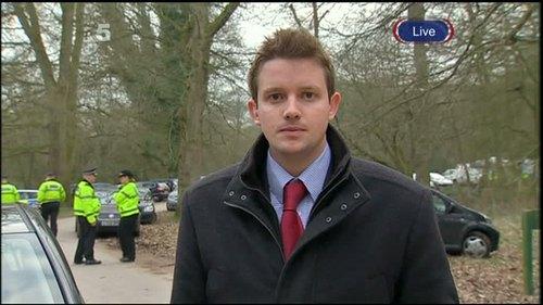 Simon Pusey - Former 5 News Reporter