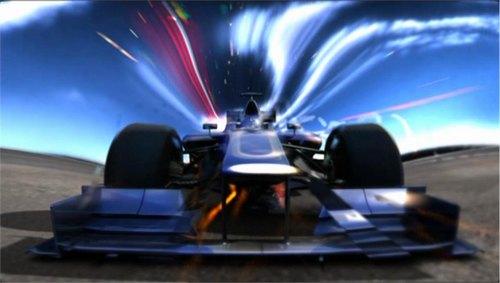 BBC Formula One 2010 Presentation