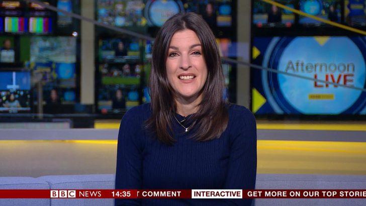 Katherine Downes - BBC Sport Presenter (1)