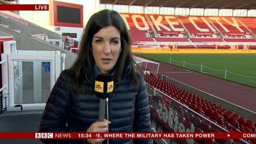 Katherine Downes - BBC Sport Presenter (2)