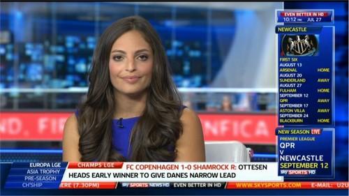 Olivia Wayne Godfrey Sky Sports News Presenter Images (11)