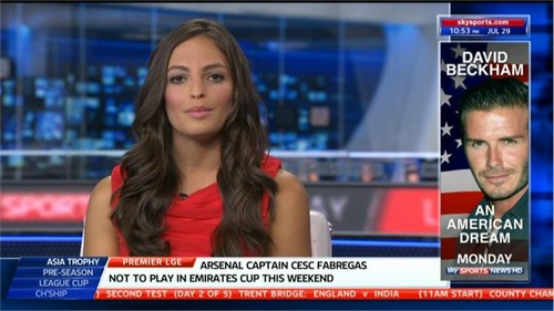 Olivia Wayne Godfrey Sky Sports News Presenter Images (13)