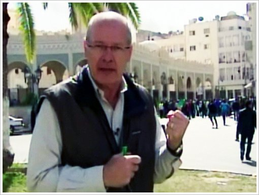 Harry Smith is leaving CBS News