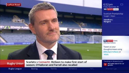 Andy Hinchcliffe - Sky Sports Football Commentator (1)