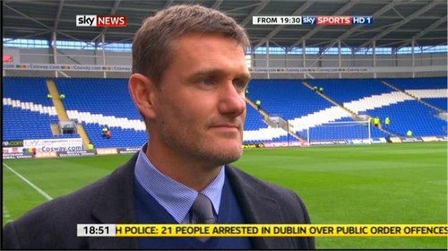 Andy Hinchcliffe - Sky Sports Football Commentator (2)