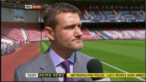 Andy Hinchcliffe - Sky Sports Football Commentator (3)