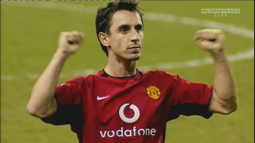 Gary Neville - Sky Sports Football Commentator (10)