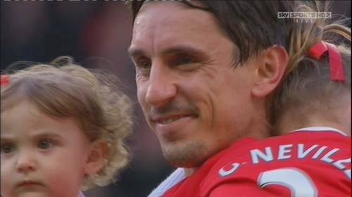Gary Neville - Sky Sports Football Commentator (11)