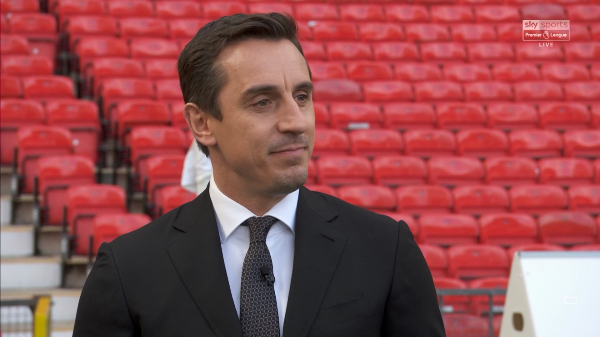 Gary Neville - Sky Sports Football Commentator (12)