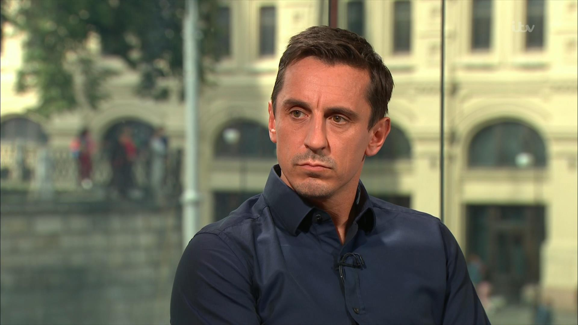 Gary Neville - World Cup 2018