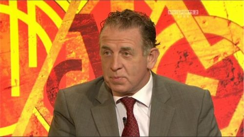 Gerry Armstrong - Sky Sports Football Commentator (1)