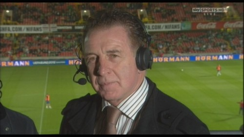 Gerry Armstrong - Sky Sports Football Commentator (3)