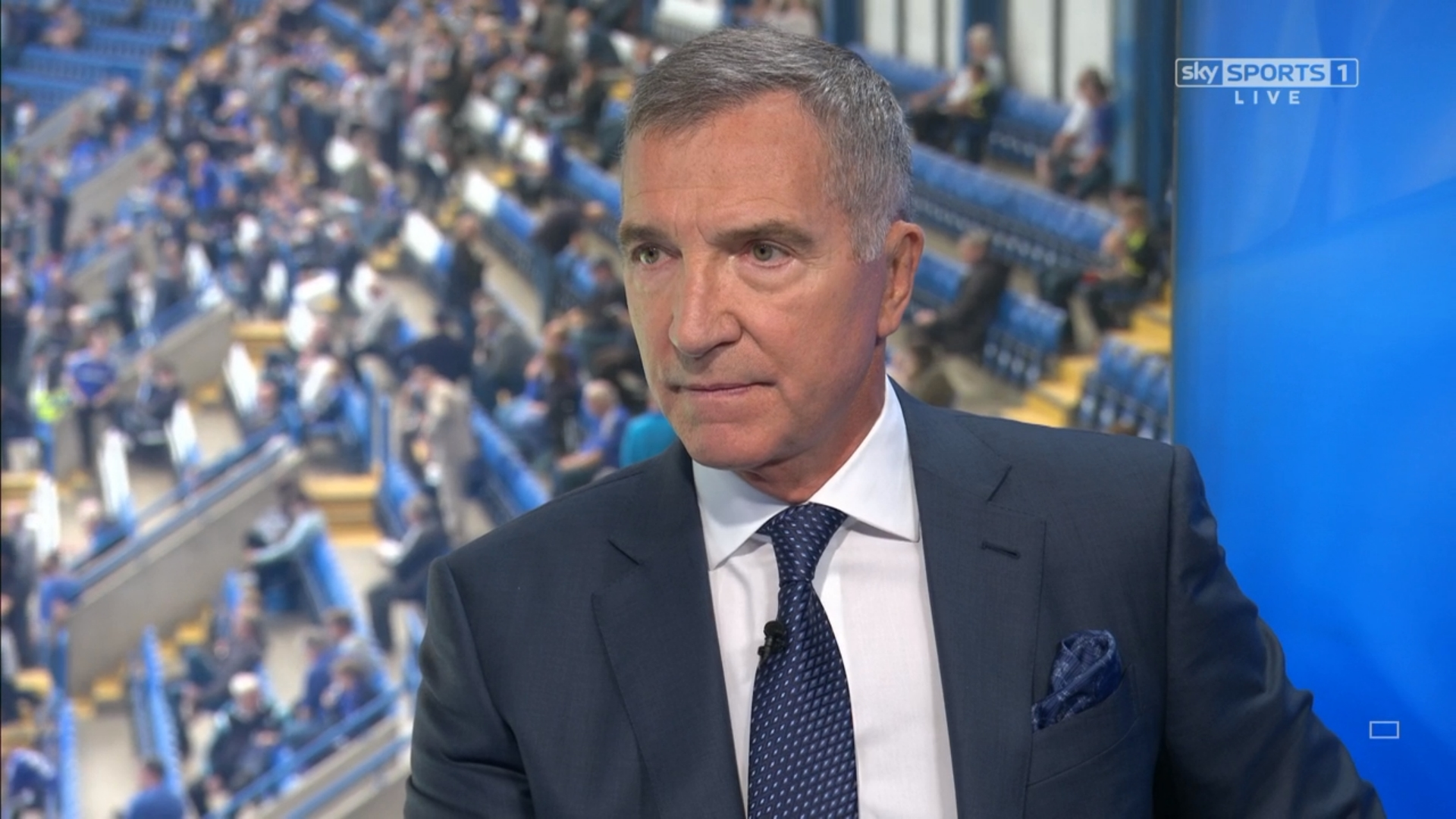 Graeme Souness - Sky Sports Football Commentator (1)