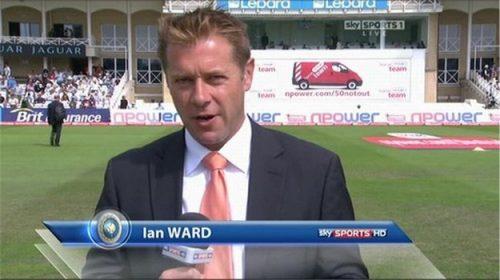 Ian Ward - Sky Sports Cricket (3)