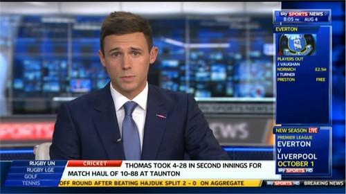 Tom White Sky Sports News Presenter (4)