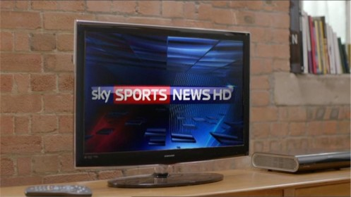 Sky Sports News Promo 2011