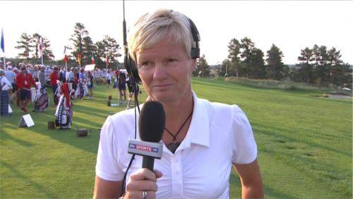 Image of Trish Johnson - Sky Sports (1)