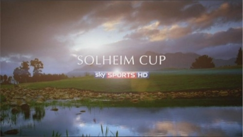 Solheim Cup 2011 – Sky Sports Presentation