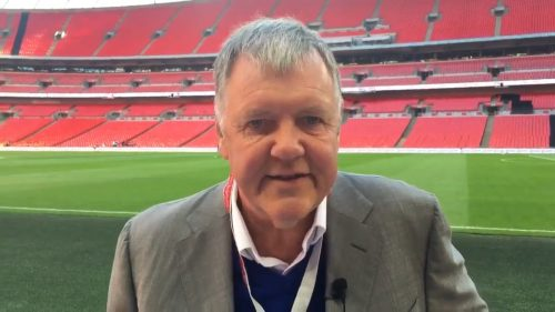 Clive Tyldesley - ITV Football Commentator