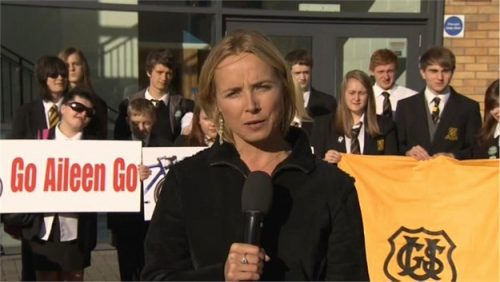 Katie Razzall - BBC Newsnight (2)