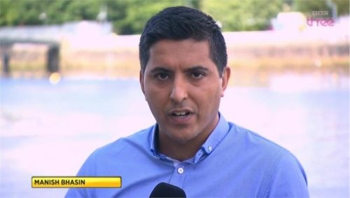 Manish Bhasin - BBC Sport