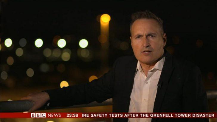 Richard Watson - BBC News Correspondent (1)
